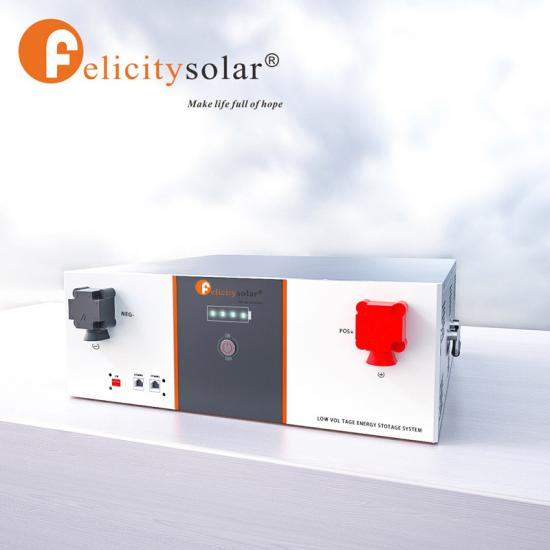 5kwh Lithium Battery Pack For Home Use Solar System
