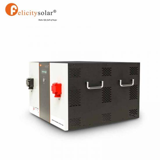 Lithium Battery Power wall 10KWH Iron For Home